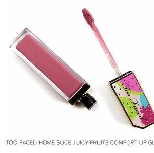 Too Faced Tutti Frutti Comfort Lip Glaze